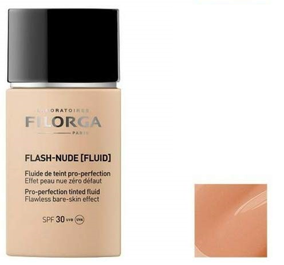 FLASH-NUDE FLUID 03 NUDE AMBER 30ML