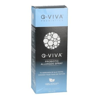 Q-VIVA PROBIOTIC ALLERGEN SPRAY 180ML