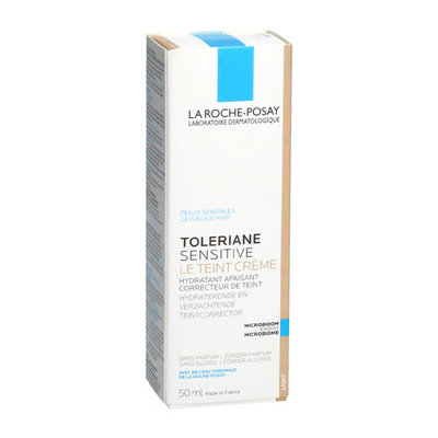 LRP TOLERIANE SENSITIVE UNIFIANT LIGHT 40ML