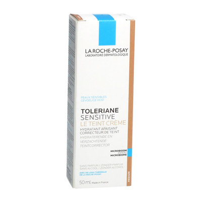 LRP TOLERIANE SENSITIVE UNIFIANT MEDIUM 40ML