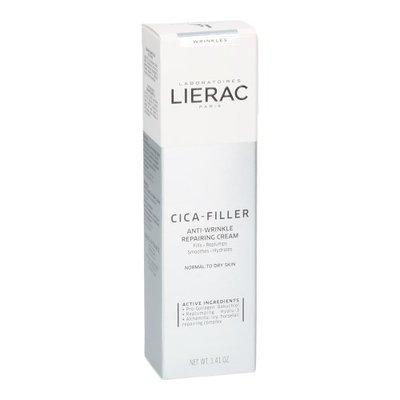 LIERAC CICA FILLER CR A/RIMPEL HERSTEL. TUBE 40ML