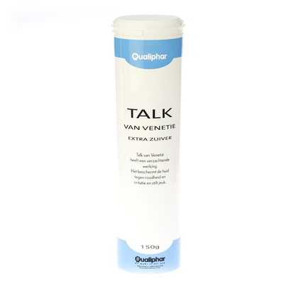 TALK POEDER 150G QUALIPH