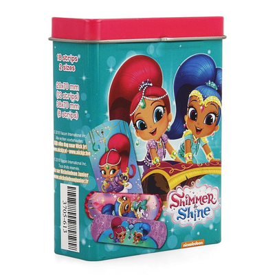 DERMO CARE SHIMMER&SHINE PLEISTER STRIPS 18