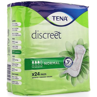 TENA DISCREET NORMAL 28