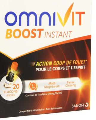 OMNIVIT BOOST FL 20 PROMO -35%