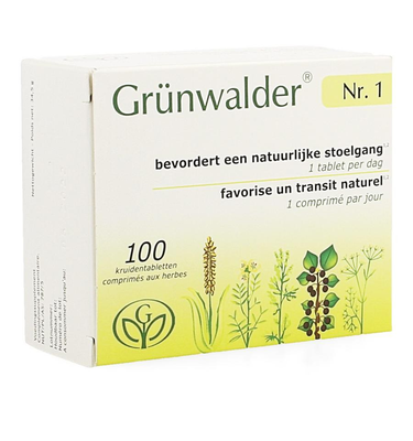 GRUNWALDER 1 STOELGANG ECONOMY PACK COMP 100