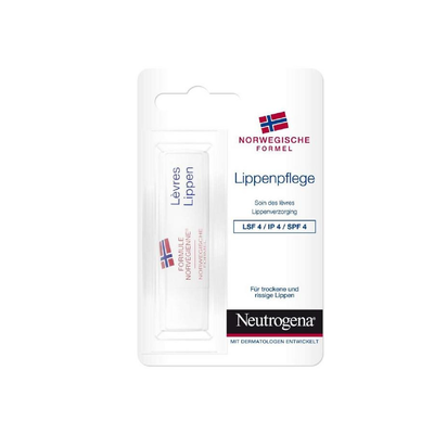 NEUTROGENA LIPSTICK N.FORM. 4,8G NF CFR 1658186