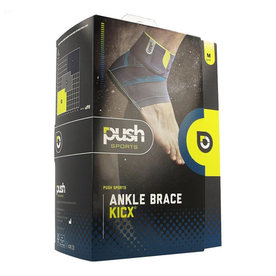PUSH SPORTS ENKELBRACE KICX M LINKS
