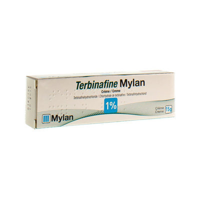 TERBINAFINE MYLAN CREME 15 G