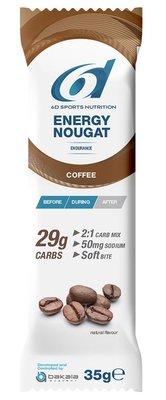 6D ENERGY NOUGAT COFFEE 6X35G