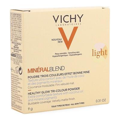 VICHY MINERALBLEND PDR LIGHT 9ML