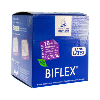 BIFLEX 16+ MEDIUM STRETCH+INDIC. BEIGE 8CMX4,0M 1