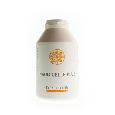 NAUDICELLE PLUS TEUNISBLOEMOLIE + EPA-DHA CAPS 336