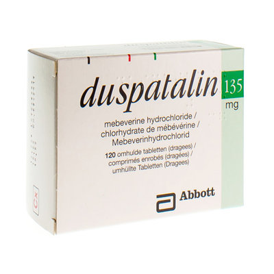 DUSPATALIN DRAG 120 X 135 MG