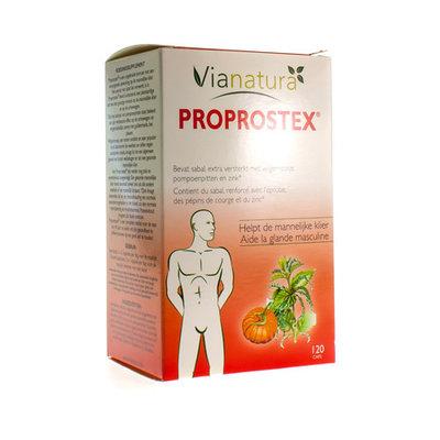 VIA NATURA PROPROSTEX CAPS 120