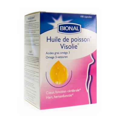 BIONAL VISOLIE CAPS 100