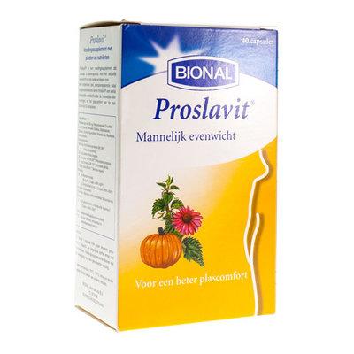 BIONAL PROSLAVIT CAPS 40