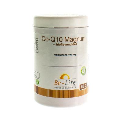 CO-Q10 MAGNUM BE LIFE PLANTAARD. GEL 60