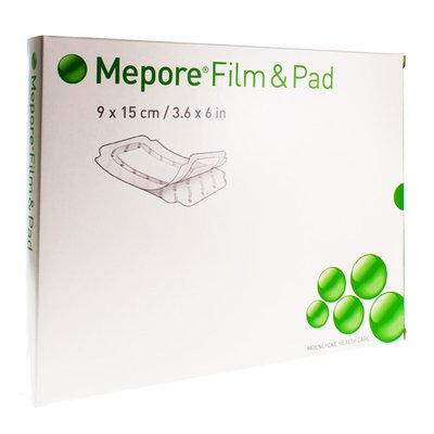 MEPORE FILM + PAD 9X15CM 5 275510