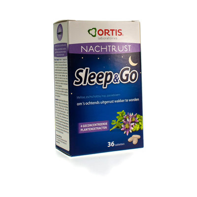 ORTIS SLEEP & GO G N1 COMP 36