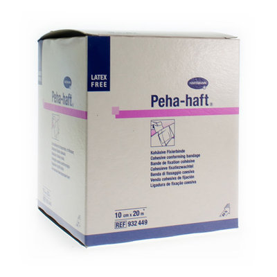 PEHA HAFT LATEX FREE 10CMX20M 1 9324491