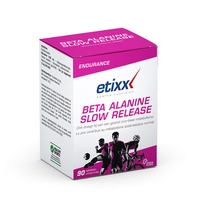 ETIXX BETA ALANINE CAPS 90X800MG