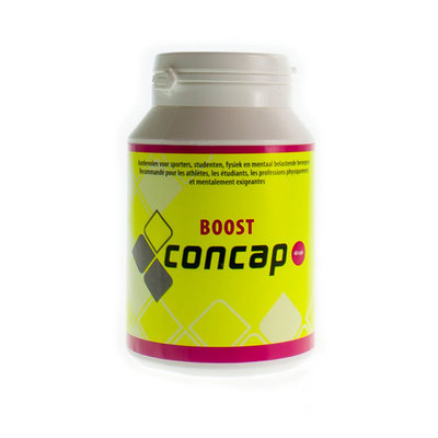 CONCAP BOOST POT CAPS 40X940MG