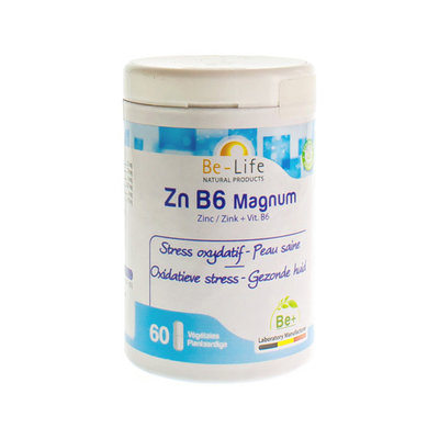 ZN B6 MAGNUM MINERALS BE LIFE GEL 60