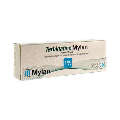 TERBINAFINE MYLAN CREME 30 G