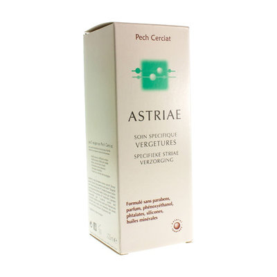 ASTRIA SPECIFIEKE VERZORGING STRIEMEN CR TBE 125ML