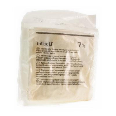 TRIFLEX LP HANDSCHOEN LATEX +PDR STER 7,5 50