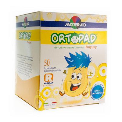 ORTOPAD HAPPY REGULAR OOGKOMPRES 50 70134