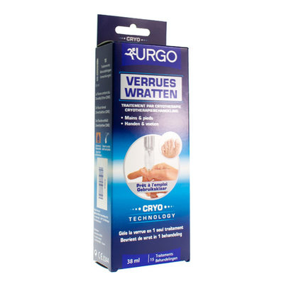 URGO WRATTEN CRYOTHERAPIE FL 38ML