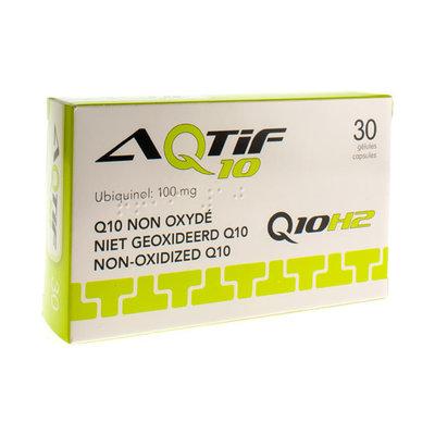 AQTIF 10 CAPS 30 NF