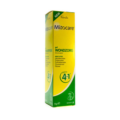 MITOCARE GEL WONDZORG 75ML