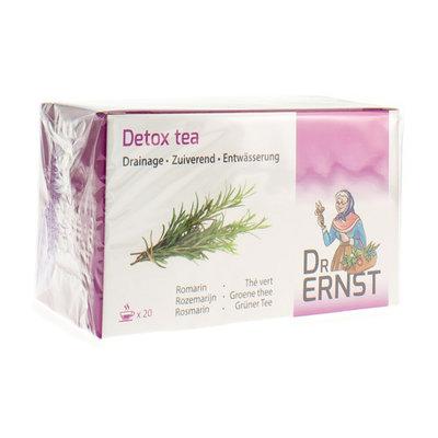 DR ERNST DETOX TEA 20