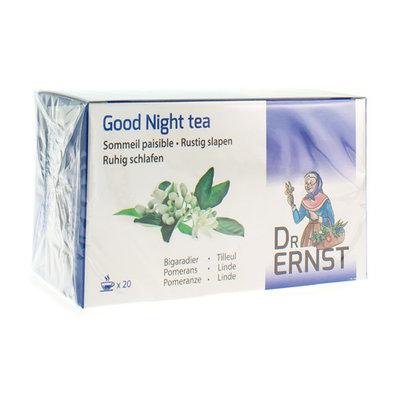 DR ERNST GOOD NIGHT TEA 20