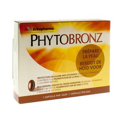 PHYTOBRONZ VOORBEREIDER OP DE ZON CAPS 30