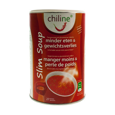 CHILINE SLIM SOUP PDR 405G (27 PORTIES)