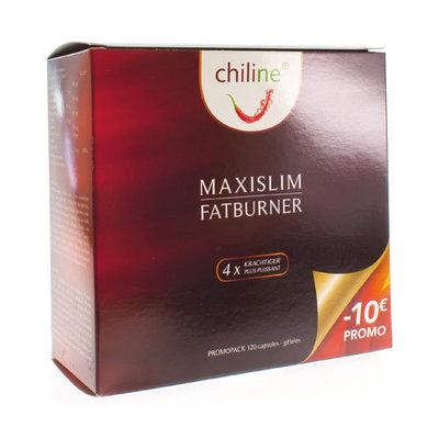 CHILINE MAXI-SLIM FATBURNER CAPS 120 PROMO