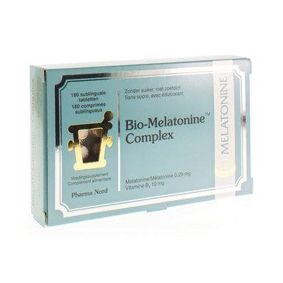 PHARMA NORD BIO MELATONINE COMPLEX COMP 180