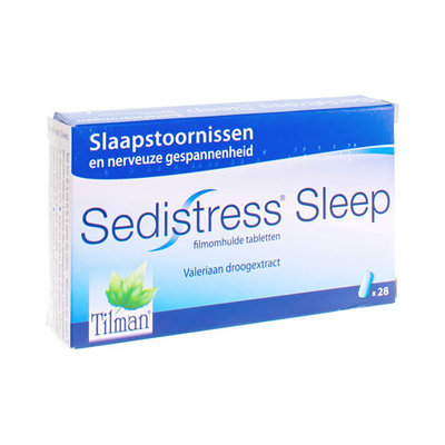 SEDISTRESS SLEEP FILMOMH TABL 28 X 500MG