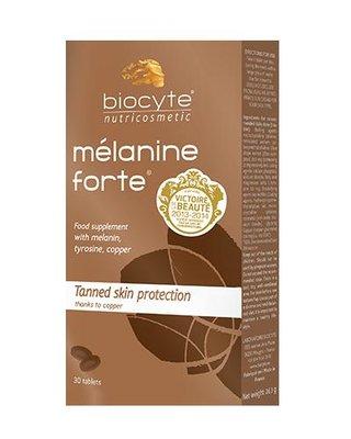 BIOCYTE SOL MELANINE FORTE CAPS 30