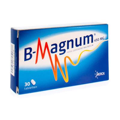B-MAGNUM TABL 30X450MG