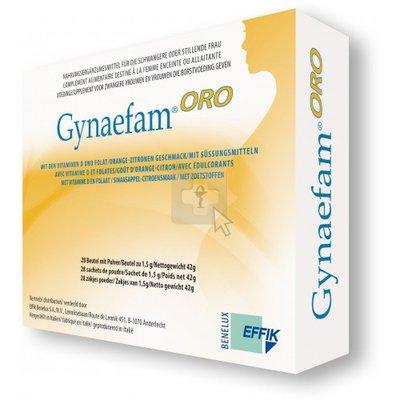 GYNAEFAM ORO PDR 28X1,5G