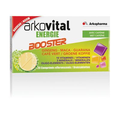 ARKOVITAL ENERGIE BOOSTER BRUISTABL 20