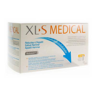 XLS MED. EETLUSTREMMER V2 CAPS 120