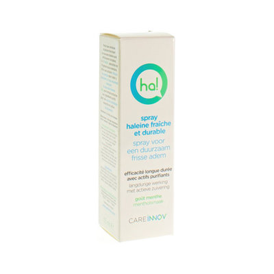 HA FRISHEID MONDSPRAY 15ML