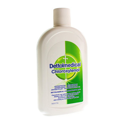 DETTOL MEDICAL CHLOROXYLENOL 4,8% 500ML