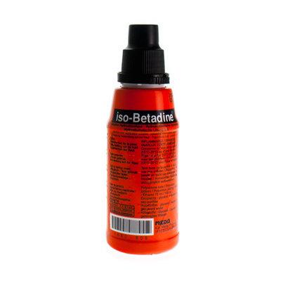ISO BETADINE SOL HYDROALC FL 125 ML 5%